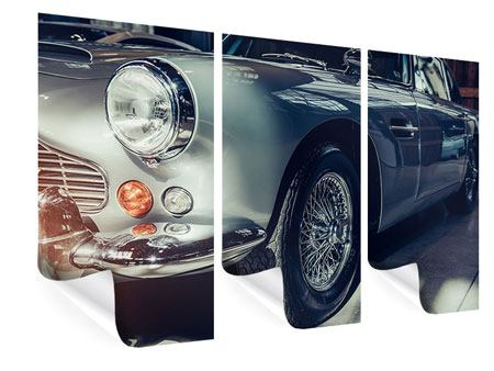 Poster 3-teilig Classic Car